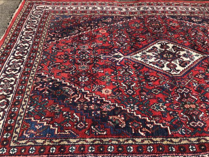 Klein Perzisch Tapijt : Perzisch tapijt vintage bachtiar maat  knot carpet